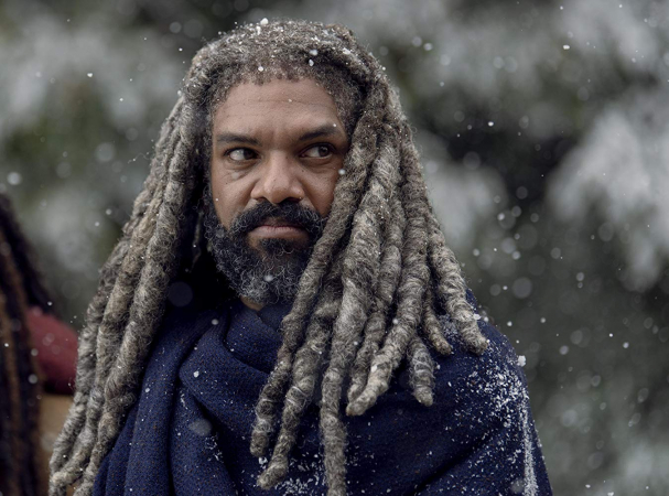 Zijn personage King Ezekiel