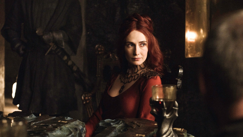 Haar personage Melisandre