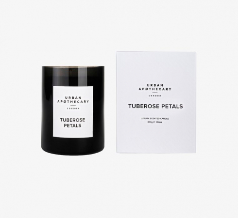 Luxury Boxed Glass Candle – Urban Apothecary