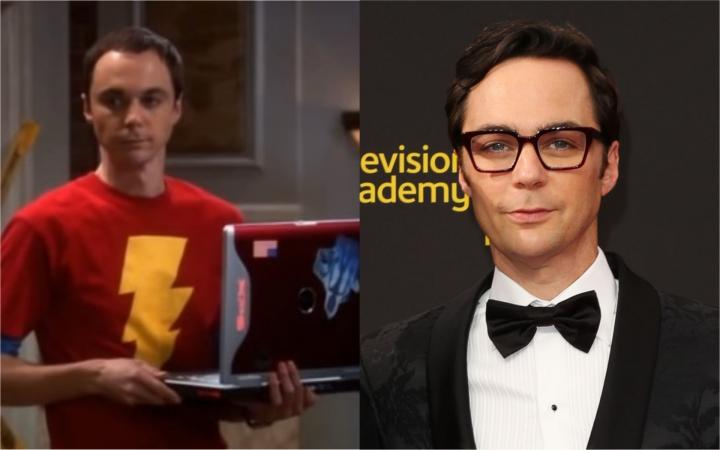 Jim Parsons dans The Big Bang Theory