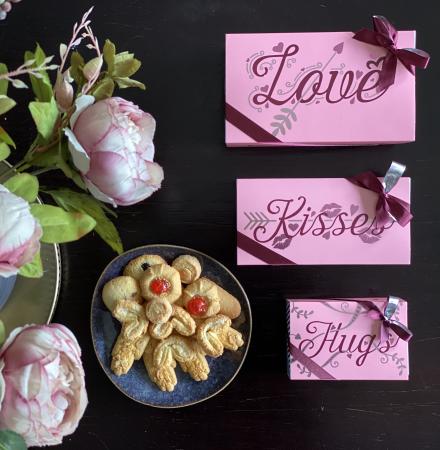 Zeemzoete koekjes en Antwerpse handjes