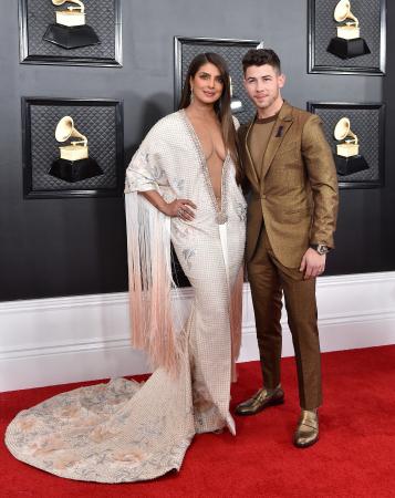 Priyanka Chopra en Nick Jonas