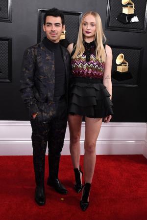 Joe Jonas en Sophie Turner