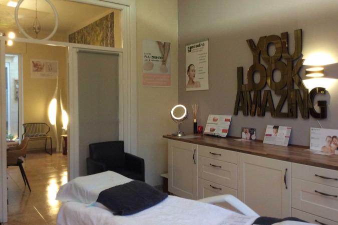 Beautysalon Derma-Plus in Oudenaarde