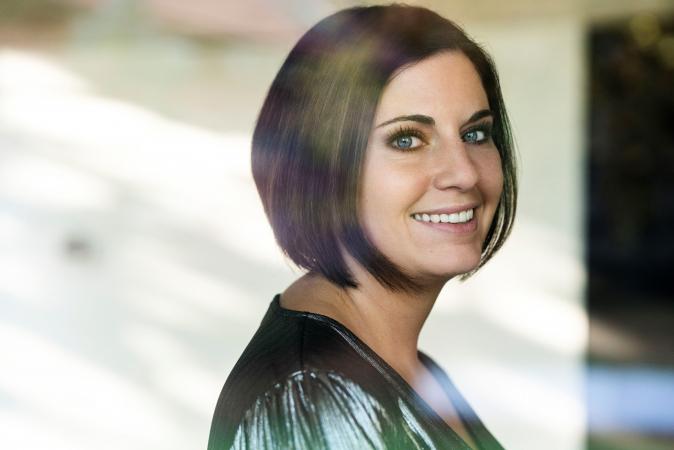 Tatiana Rogier (29) komt uit Asper (Oost-Vlaanderen)