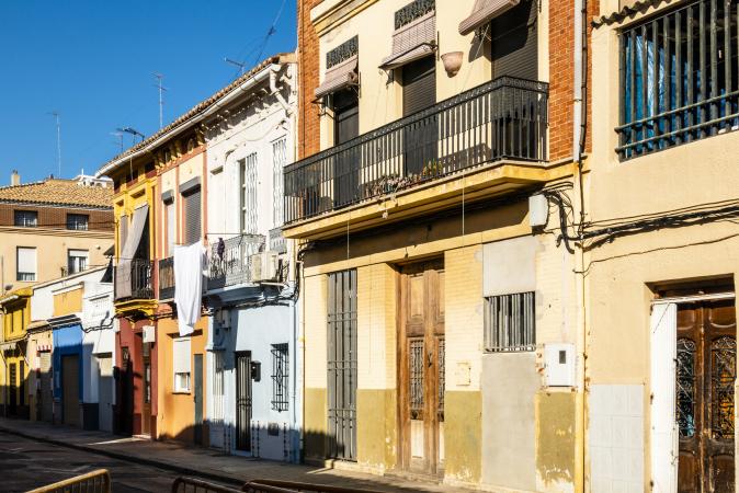 El Cabanyal, Valencia (Spanje)