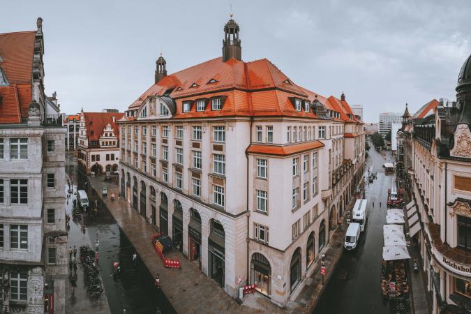 Leipzig, Duitsland