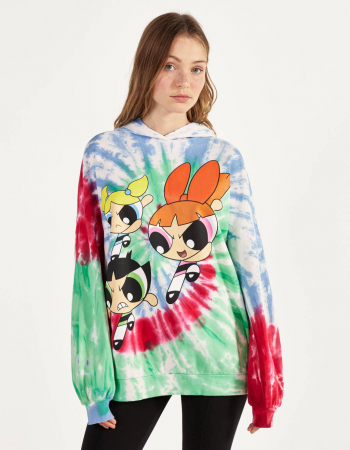 The Powerpuff Girls x Bershka