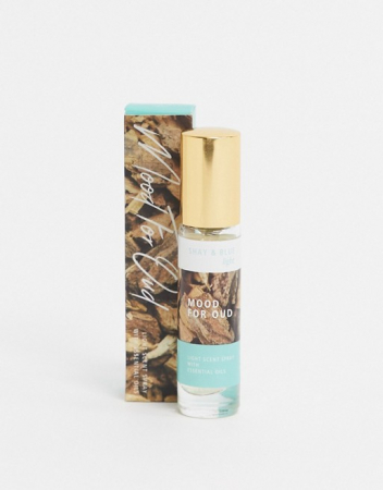 Mood for Oud Light Scent Spray van Shay & Blue