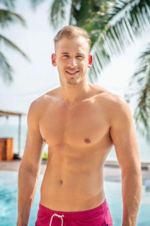Daan (25) is afkomstig uit Eindhoven
