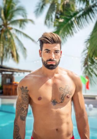 Grigor (28) komt uit Dendermonde