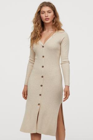 2. Een gebreide jurk
