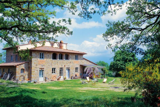 2011 – villa en Toscane (Italie)