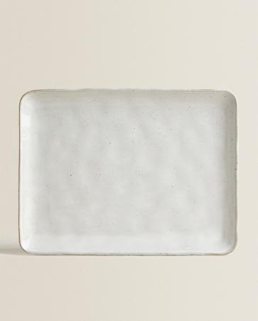 Plateau en céramique