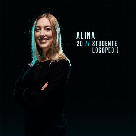 Alina (20) uit Westerlo