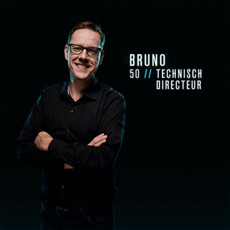 Bruno (50) uit Vosselaar