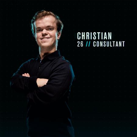 Christian (26) uit Brussel