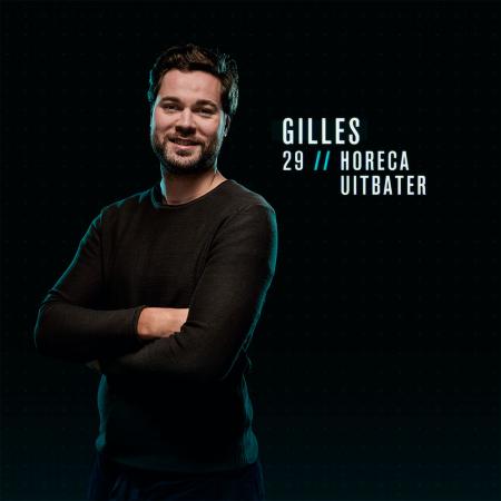 Gilles (29) uit Deurne