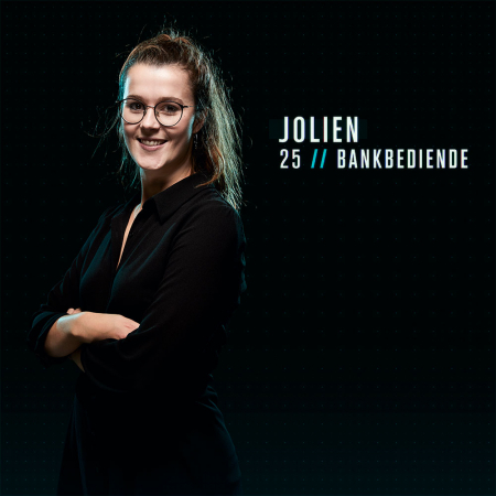 Jolien (25) uit Gent