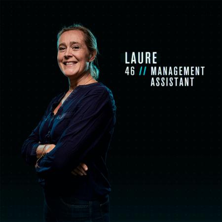 Laure (46) uit Duffel