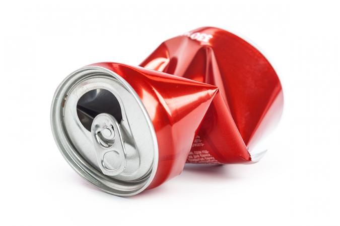 Canette (en aluminium ou acier) : Jusqu'à 100 ans