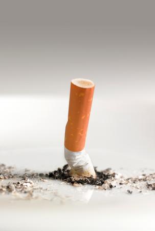 Mégot de cigarette : 1 à 5 ans