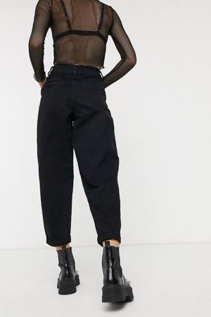 Zwarte slouchy jeans