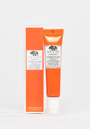 GinZing Refreshing Eye Cream to Brighten and Depuff On-the-Go