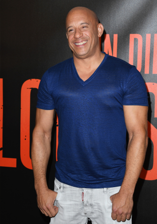 Vin Diesel alias Mark Sinclair Vincent