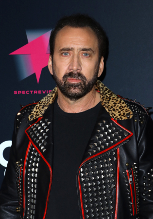 Nicolas Cage alias Nicholas Kim Coppola