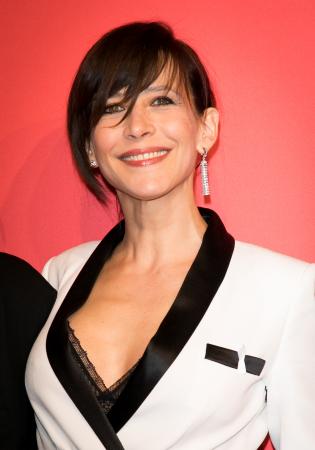 Sophie Marceau alias Sophie Maupu