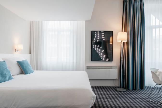 Leopold Hotel Ostend à Ostende
