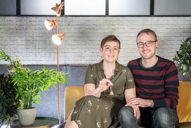 Phylicia (27) en Rob (39) uit Oost-Vlaanderen