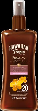 Protective Dry Spray Oil