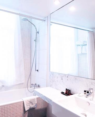 De prachtige badkamer