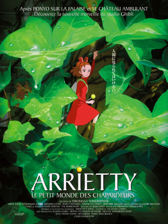 Arriety, le petit monde des chapardeurs