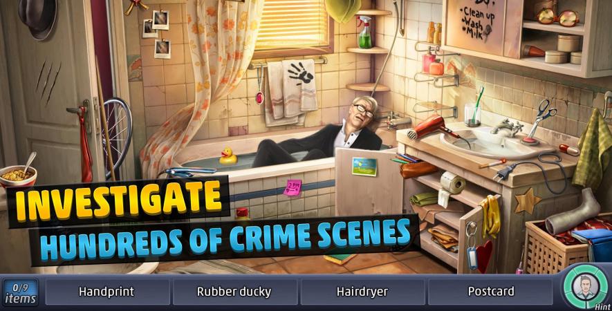 Criminal Case: Hidden Objects