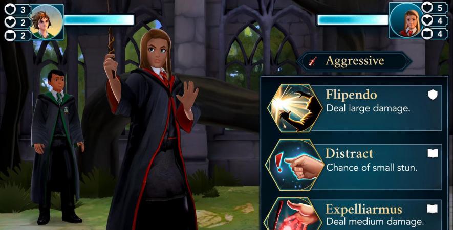 Harry Potter: secrets à Poudlard
