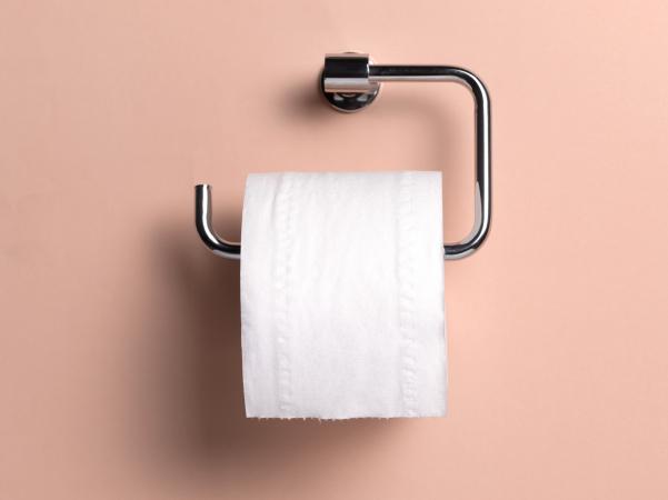 5. L'orientation du papier toilette