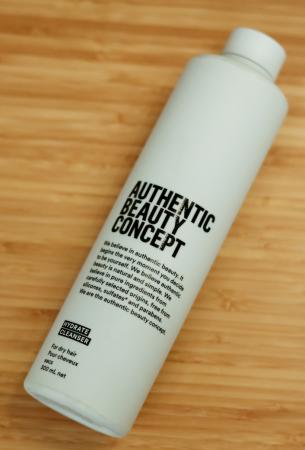 Meilleur produit responsable: Hydrate Cleanser de Authentic Beauty Concept