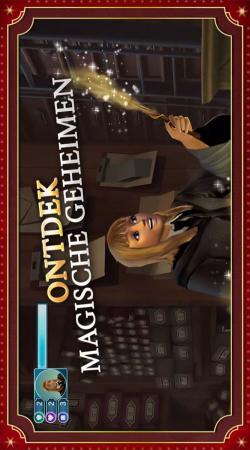 3. Harry Potter: Hogwarts Mystery
