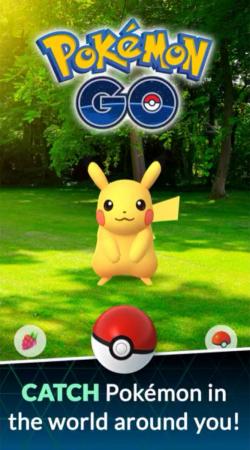 7. Pokémon GO