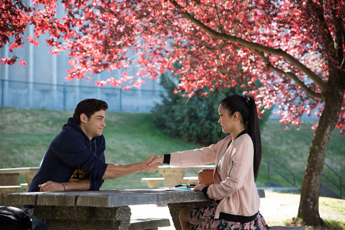 7. To All The Boys I've Loved Before (2018)