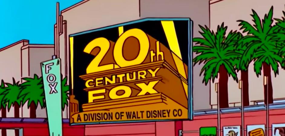 Le rachat de La Fox par Disney