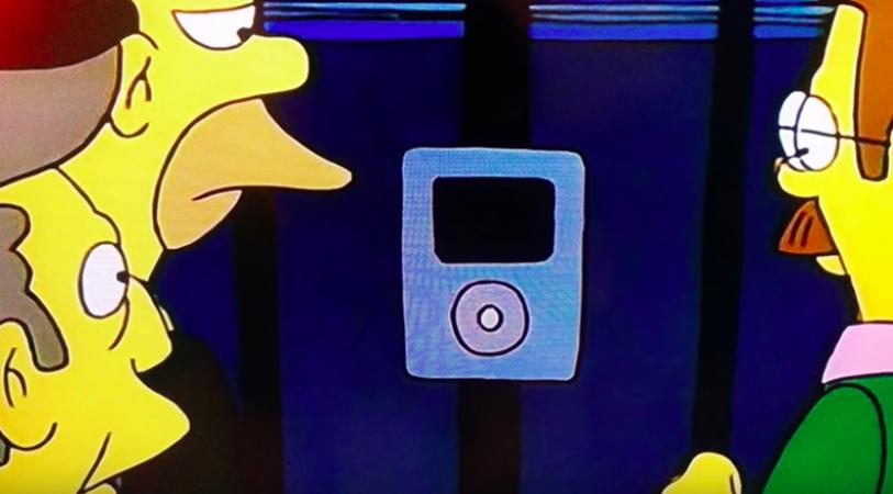 Le design des premiers iPod