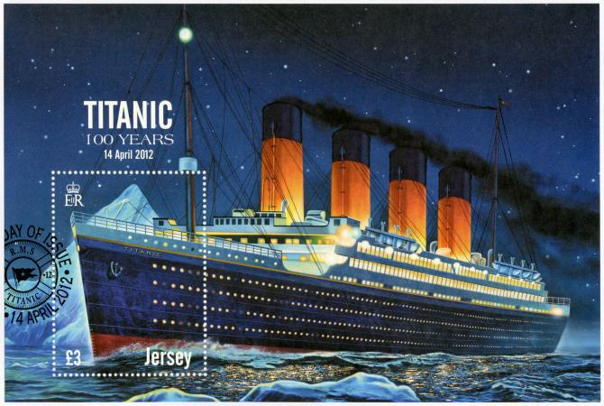 Le Titanic a coulé en moins de 3 heures