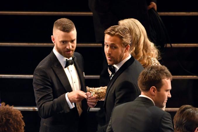 Justin Timerblake et Ryan Gosling ont été colocataires