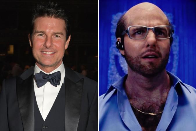 Tom Cruise dans Tonnerre sous les Tropiques