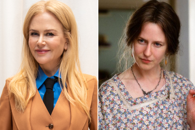 Nicole Kidman dans The Hours