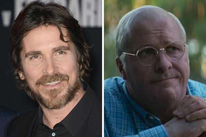 Christian Bale dans Vice